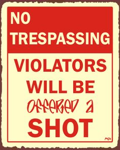 5-Pack 18x12 CGSignLab No Trespassing Basic Teal Premium Acrylic Sign