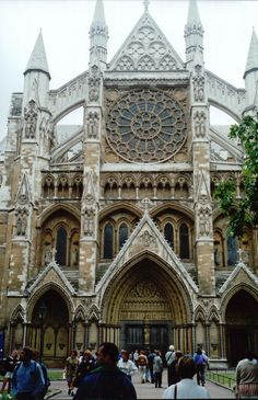 Westminster Abbey, London, England  Taken by T. Dembek www.team.travel