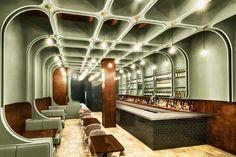 Times Square Diner (United States) / International Restaurant / Bluarch