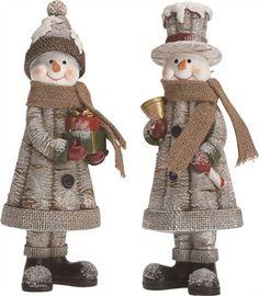 Nieve con elegancia