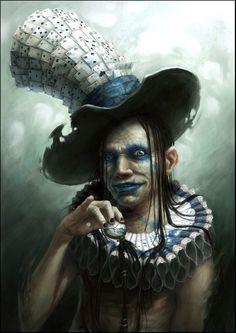 Alice in Wonderland, The Mad Hatter