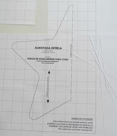 SSM - Almofada Estrela 3