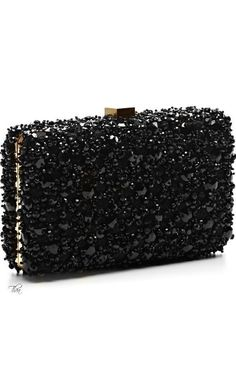 Elie Saab Resort This.this is the dream clutch. Everything about this granite-looking little beauty is everything I would want in a clutch. Elie Saab, Crochet Clutch Bags, Clutch Purse, Mk Purse, Handbag Accessories, Fashion Accessories, Extreme Metal, Mk Bags, Luxury Bags