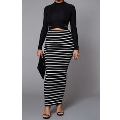 http://shopflynation.com/products/line-drive-maxi-pencil-skirt