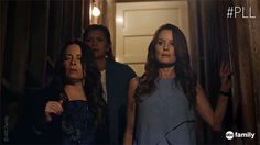 """S6 Ep9 """"Last Dance"""" - The #PLLMoms finally experience A's torture. #PrettyLittleLiars"""