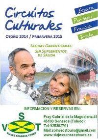 OFERTAS Circuitos Culturales 2015