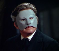 Claude Rains - Phantom of the Opera (1943)