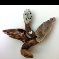 """""""Loving Guardian Angel"""" Driftwood Art by Mother Nature.    Handmade by Doctor Driftwood.  Made out of """"all natural"""" handpicked driftwood and stones """"reclaimed"""" from California. """"Where Nature and Style Meet.""""  Follow me at Facebook/DoctorDriftwood and Pinterest/DoctorDriftwood.  Look for me on Flickr/DoctorDriftwood.  Visit DoctorDriftwood.com for sales, more info, and harmony.  Enjoy Nature in your home.  Cheers!"""