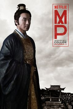 Poster Marco Polo - Netflix - www.sofaypalomitas.com