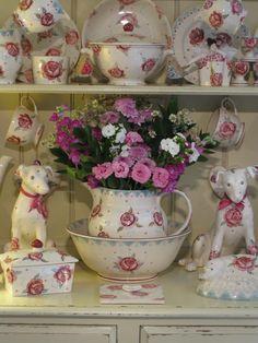 Emma Bridgewater Rose collection