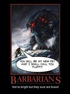 Should say beastmaster