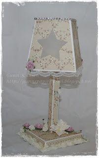 Gunns Papirpyssel, lampe