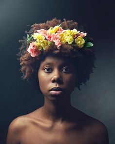 YOUR beauty is YOUR beauty...EMBRACE YOUR BEAUTY. #Natural #Hair #NaturalHair #OfficiallyNatural #Afro