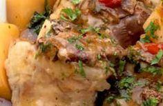 Le Rôti de porc aux poires et aux canneberges, une autre façon de savourer le porc du Québec.
