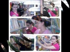 Sala de Leitura - Diretoria de Ensino de Catanduva - Município de Elisário - Escola Benedito Borges da Silveira.