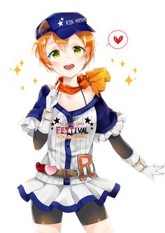 Love Live! School Idol Project|Rin Hoshizora