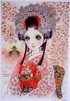 高橋真琴展に行ってきました。の画像:ダリア日記帳