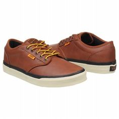 Vans Atwood Shoes (Boot Brown) - Men's Shoes - 7.0 M
