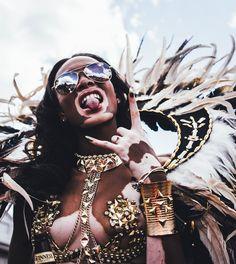 hellyeahchantellewinnie:  Chantelle at Caribana 2015