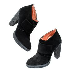 Belle by Sigerson Morrison® Suede Velcro® Boots