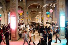 El Festivalet, es una feria independiente de productos hechos a mano y a pequeña escala #places #space #fair