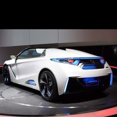 Honda to Build Production Car Based on the EV-STER Concept