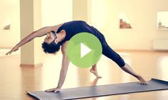 Incredible demonstration of the third series in Ashtanga yoga!