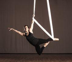 Mandy Scarborough - Aerial Yoga