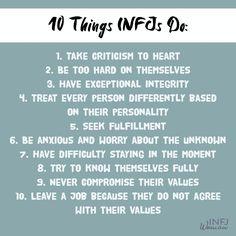Likes, 92 Comments - Sarah Kuhn Infj Traits, Infj Mbti, Intj And Infj, Istj, Isfj Personality, Myers Briggs Personality Types, Advocate Personality Type, Infj Love, Infj Problems