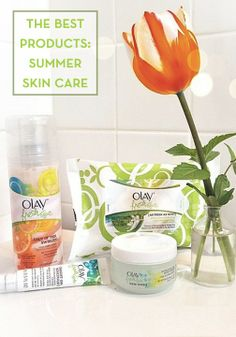 Looking for fresh summer skin care products? With Olay Fresh Effects, you'll look your best - no sleep required!