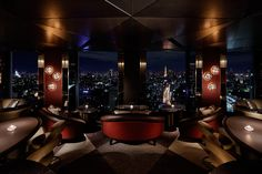 Official site of DESIGN STUDIO SPIN. – Distinguished interior design company serving for clients around the world who seek for the highest quality- Night Bar, Interior Design Companies, The Past, Restaurant, The Originals, Studio, Tokyo, Prince, Table