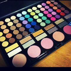 Makeup Palette I LOVE.