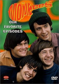 Watching The Monkees TV show : My favorite in 5th and 6th grade!