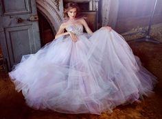 Anyone want a purple wedding dress?