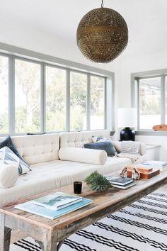Tour an Interior Designer's Ultra-Cool Malibu Farmhouse