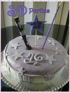 Torta Justin Bieber para Daira en sus 16 añitos!!!