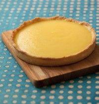Photo de la recette : Tartelettes au citron facile – pâte sucrée maison