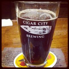 Cigar City Brewing Vanilla Maduro Brown Ale