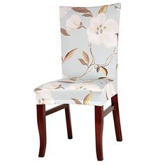 uxcell Stretchy Dining Chair Cover Short Chair Covers Washable Protector Seat Slipcover For Wedding Party Restaurant Home Decor #11