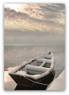 winter boat