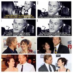 Charlie Hunnam about Maggie Siff and Jax & Tara on Sons of Anarchy ♥…
