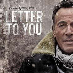 Letter To You is Bruce Springsteen's new studio album with the E Street Band, fueled by the band's heart-stopping, house-rocking signature sound Music Video Song, Audio Music, Music Videos, Bon Jovi, Amy Macdonald, Lps, Dire Straits, Last Man Standing, Tom Petty