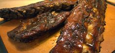 Broil King Recipe Grilled Pork Ribs in Sticky Chinese Barbecue Sauce