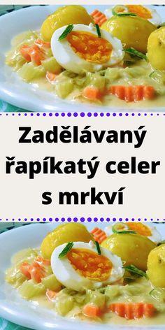 Ricotta, Potato Salad, Potatoes, Ethnic Recipes, Fitness, Food, Potato, Essen, Meals