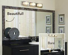 22 Best Bathroom Mirrors Images On Pinterest In 2018 Bathroom