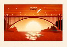 Rui Ricardo - Porto on Behance
