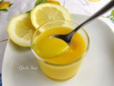 crema di limone allo yogurt
