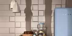 DOUBLE Tiles, kitchen modern ceramic double-fired wall tile [AM DOUBLE 4]
