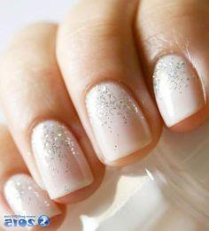 Свадебный маникюр 2015 на короткие ногти фото, видео - Маникюр на свадьбу для коротких ногтей