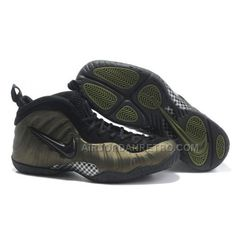 http://www.airjordanretro.com/nike-air-foamposite-pro-green-varsity-black-for-sale.html #NIKE AIR FOAMPOSITE PRO GREEN VARSITY BLACK FOR #SALEOnly$69.00  Free Shipping!